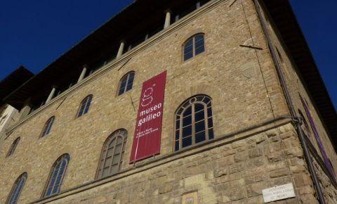 Muzeul de Istorie si Stiinta din Florenta