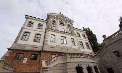 Muzeul Fryderyk Chopin din Varsovia