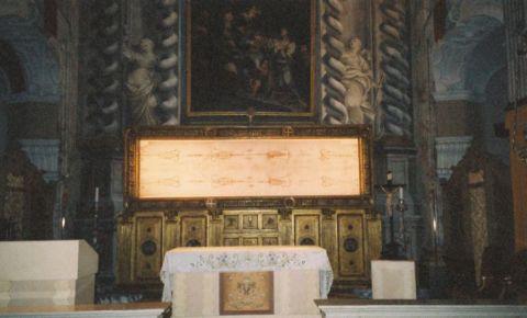 Muzeul Giulgiului din Torino