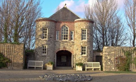 Muzeul Irlandez de Arta Moderna din Dublin