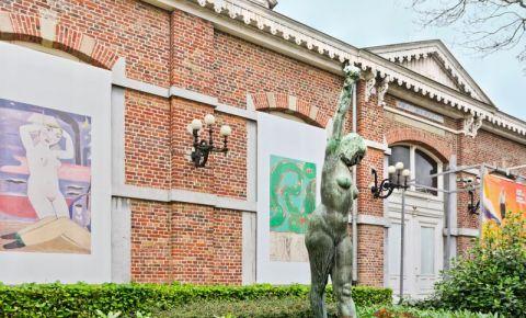 Muzeul Ixelles din Bruxelles