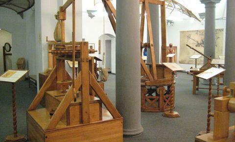 Muzeul Leonardo da Vinci din Florenta