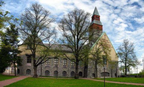 Muzeul National al Finlandei din Helsinki