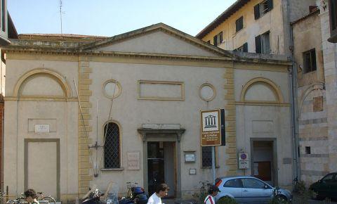 Muzeul National San Matteo din Pisa