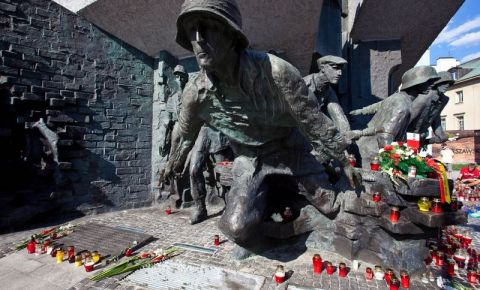 Muzeul Revoltei din Varsovia