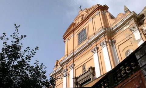 Necropola Greaca din Napoli