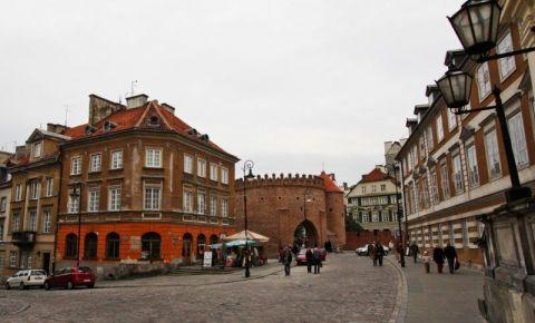 Orasul Nou din Varsovia