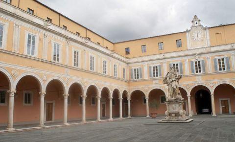 Palatul Arhiepiscopal din Pisa