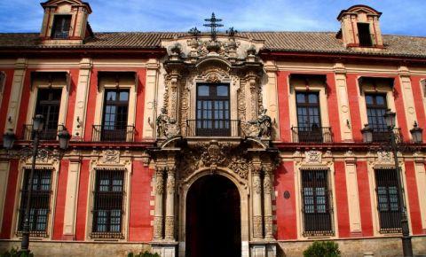 Palatul Arhiepiscopal din Sevilia