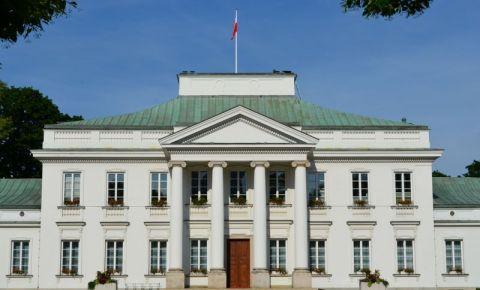 Palatul Belvedere din Varsovia