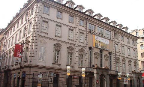 Palatul Bricherasio din Torino
