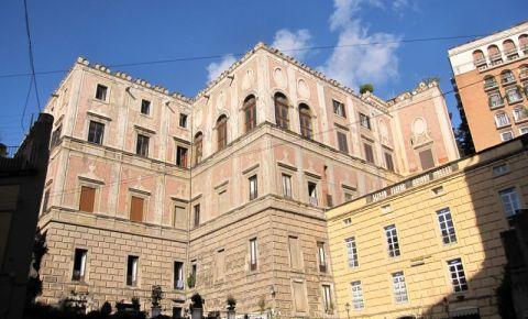 Palatul Cellamare din Napoli