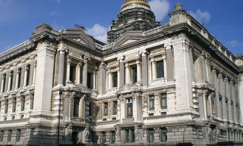 Palatul de Justitie din Bruxelles