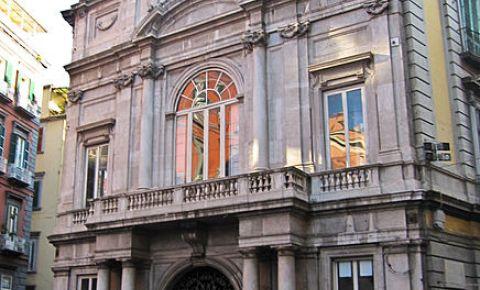 Palatul Doria d`Angri din Napoli