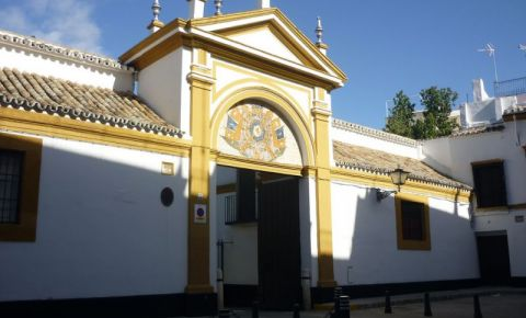 Palatul Duenas din Sevilia