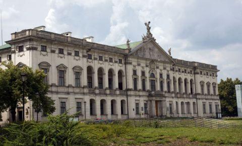 Palatul Krasinski din Varsovia