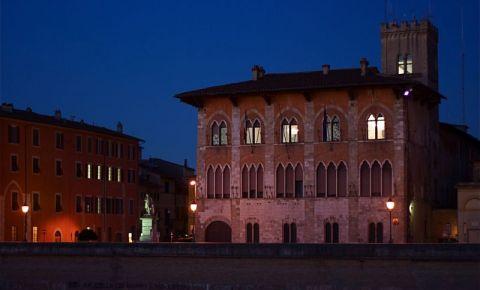 Palatul Medici din Pisa
