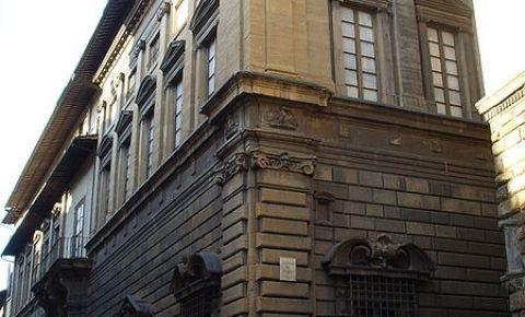 Palatul Nonfinito din Florenta