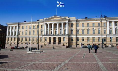 Palatul Prezidential din Helsinki