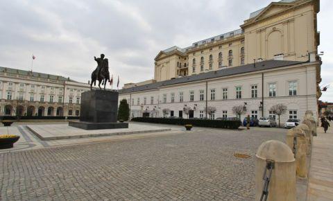 Palatul Radziwill din Varsovia