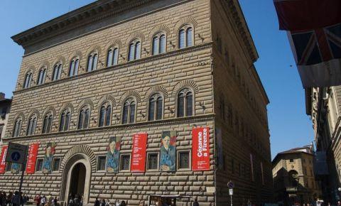 Palatul Strozzi din Florenta