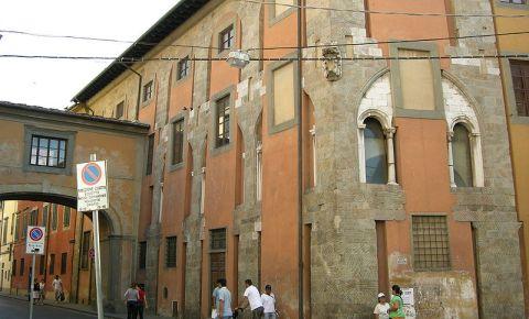 Palatul Vedove din Pisa