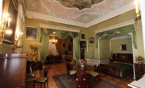 Palatul Wilanow din Varsovia (interior)