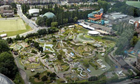 Parcul Brupark din Bruxelles