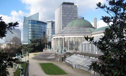 Parcul Central din Bruxelles