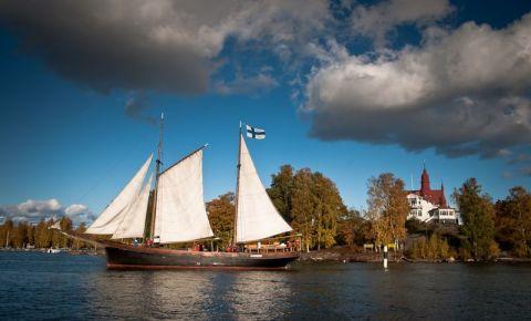 Parcul Kaivopuisto din Helsinki
