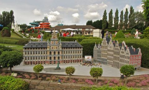 Parcul Mini Europa, Bruxelles