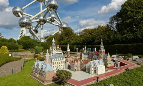 Parcul Mini Europa din Bruxelles