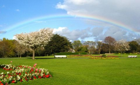 Parcul Phoenix din Dublin