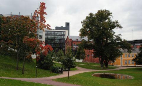 Parcul Sinebrychoffin din Helsinki