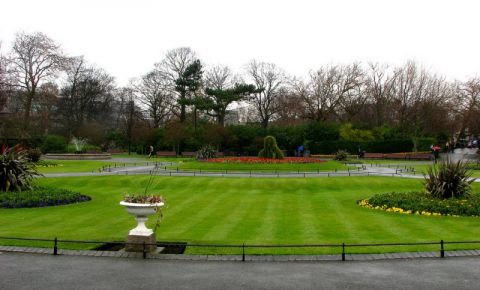 Parcul St Stefan din Dublin
