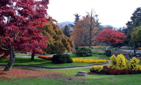 Parcul Valentino din Torino