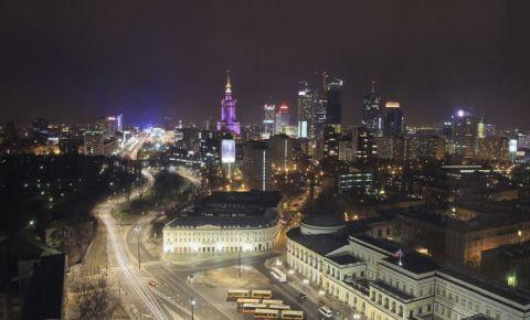 Piata Bankowy din Varsovia