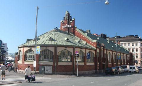 Piata Hietalahden din Helsinki