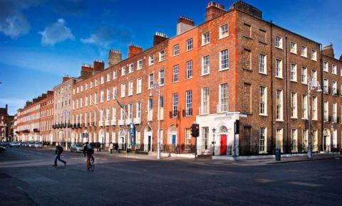 Piata Merrion din Dublin