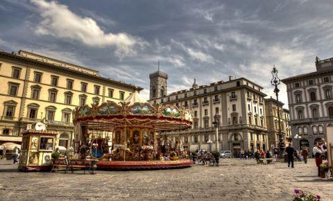 Piata Republicii din Florenta