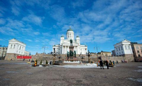 Piata Senatului din Helsinki