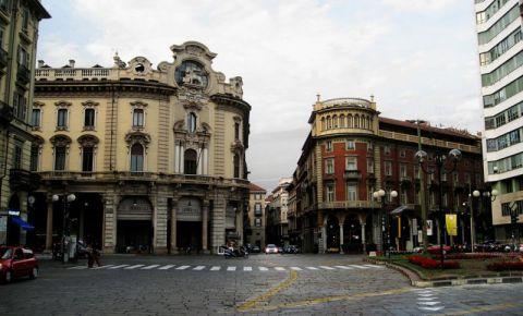 Piata Solferino din Torino
