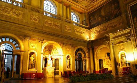 Primaria din Florenta (interior)