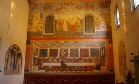 Refectoriul Sant`Apollonia din Florenta