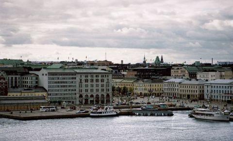 Scuarul Pietei Centrale din Helsinki