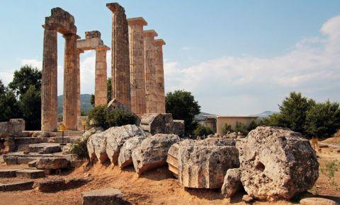 Situl Arheologic Nemea din Corint