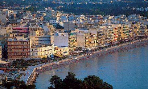 Statiunea Loutraki din Corint