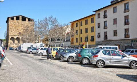 Strada Borgo San Frediano din Florenta