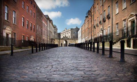 Strada Henrietta din Dublin