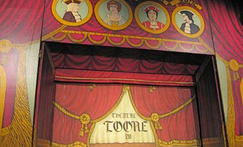 Teatrul de Papusi din Bruxelles